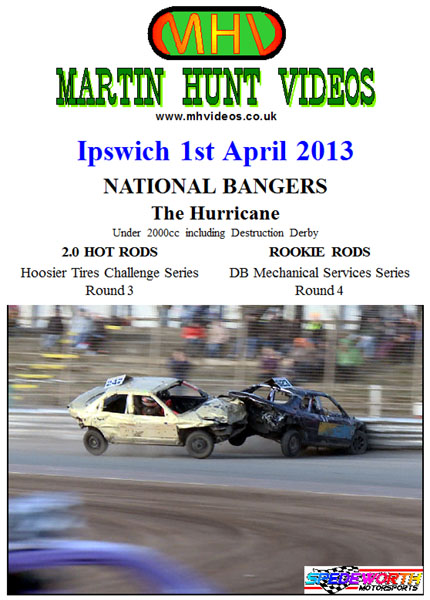 Ipswich 1st April 2013 National Bangers The Hurricane