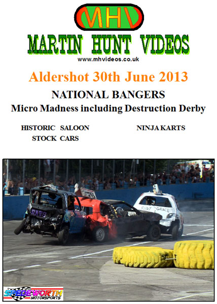 Aldershot 30th June 2013 Micro Madness