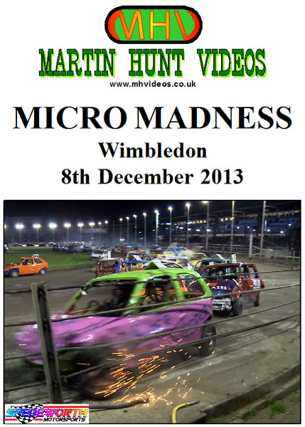 Wimbledon 8th December 2013 Micro Madness