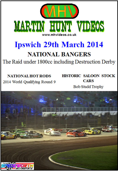 Ipswich 29th March 2014 National Bangers The Raid