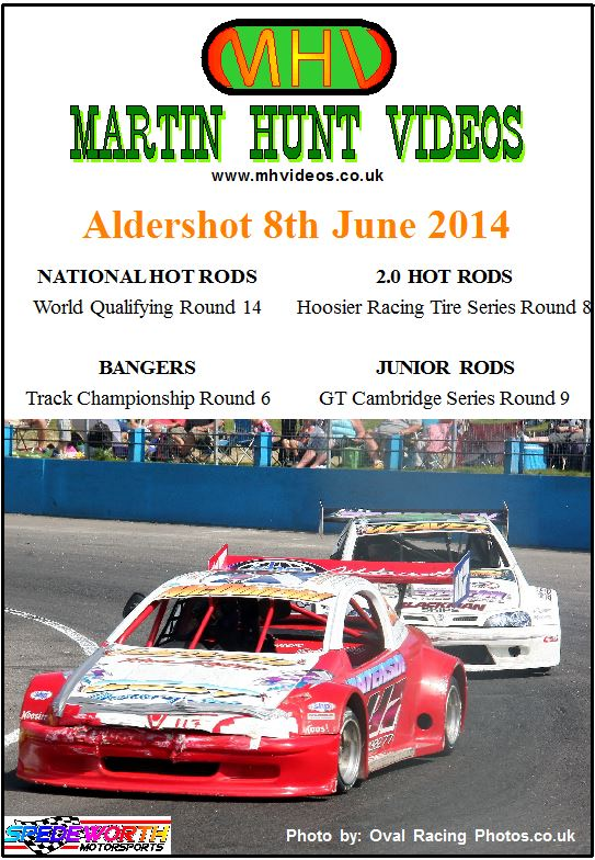 Aldershot 8th June 2014 National Hot Rods