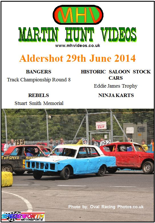 Aldershot 29th June 2014