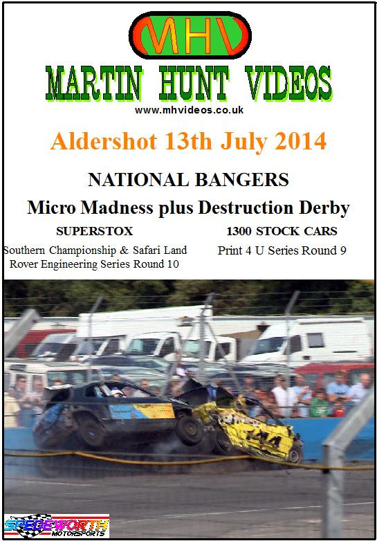 Aldershot 13th July 2014 Micro Madness