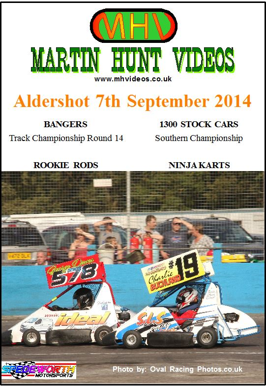 Aldershot 7th September 2014