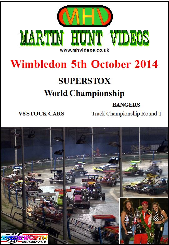 Wimbledon 5th October 2014 Superstox World Final