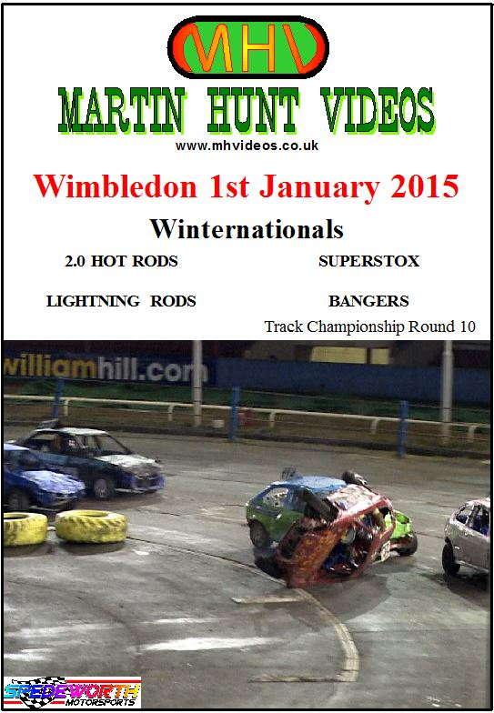 Wimbledon 1st January 2015 Winternationals