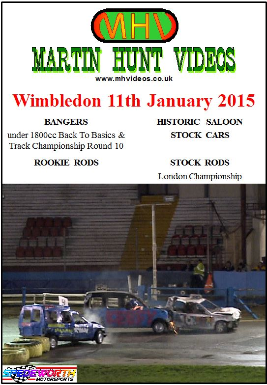 Wimbledon 11th January 2015