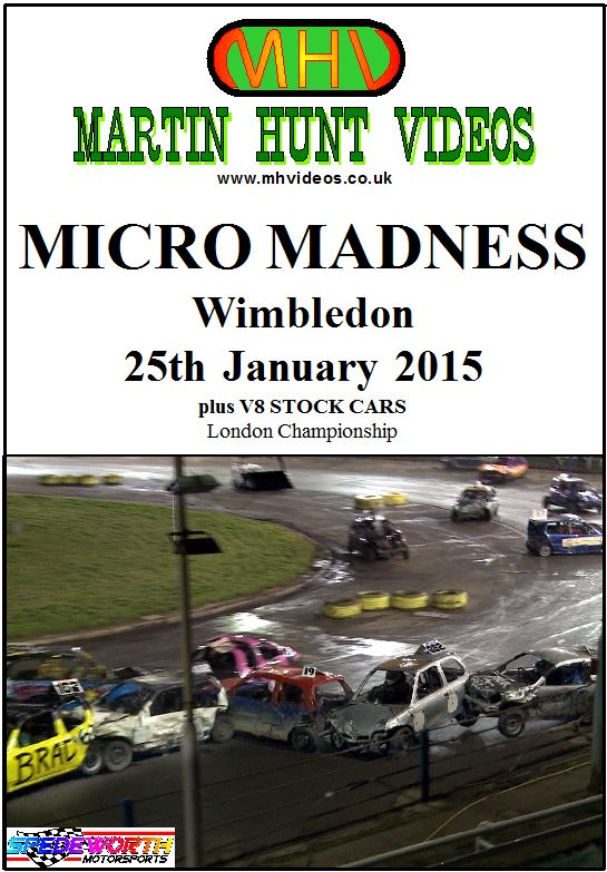 Wimbledon 25th January 2015 Micro Madness