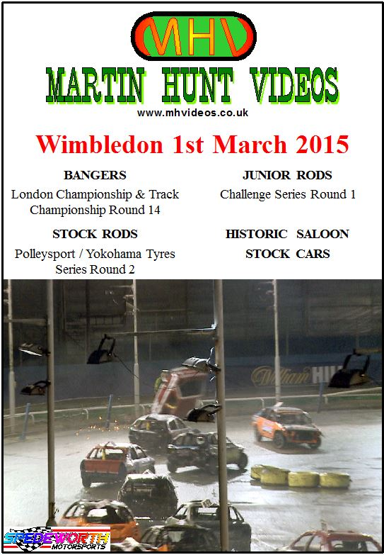 Wimbledon 1st March 2015