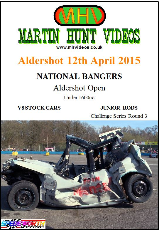 Aldershot 12th April 2015 National Bangers Aldershot Open