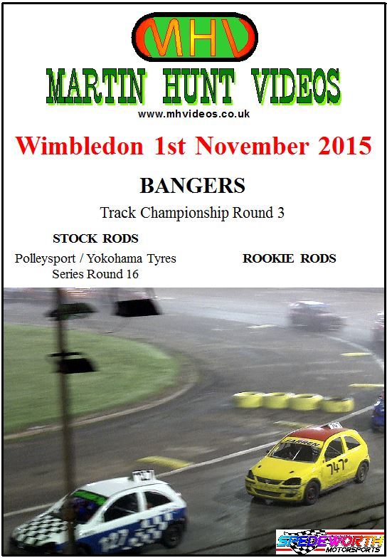 Wimbledon 1st November 2015