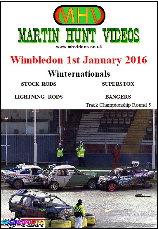 Wimbledon 1st January 2016 Winternationals