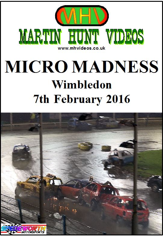 Wimbledon 7th February 2016 Micro Madness