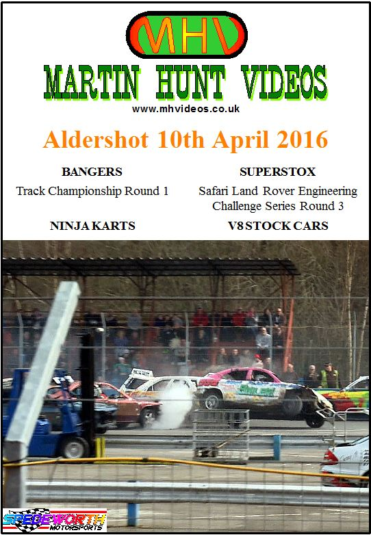 Aldershot 10th April 2016