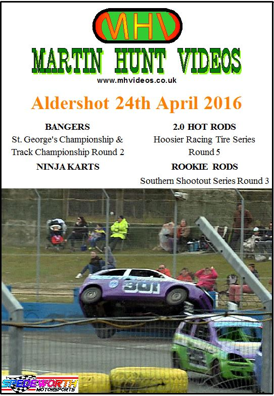 Aldershot 24th April 2016