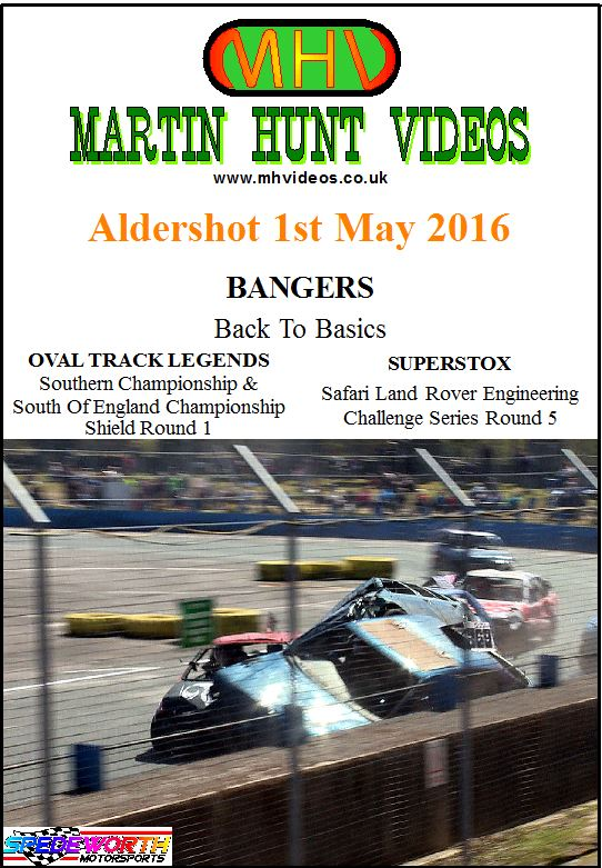 Aldershot 1st May 2016