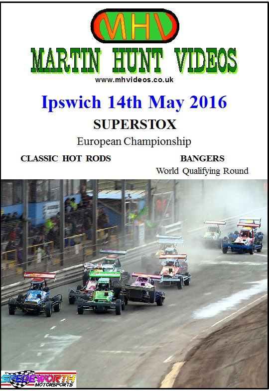 Ipswich 14th May 2016 Superstox European Championship