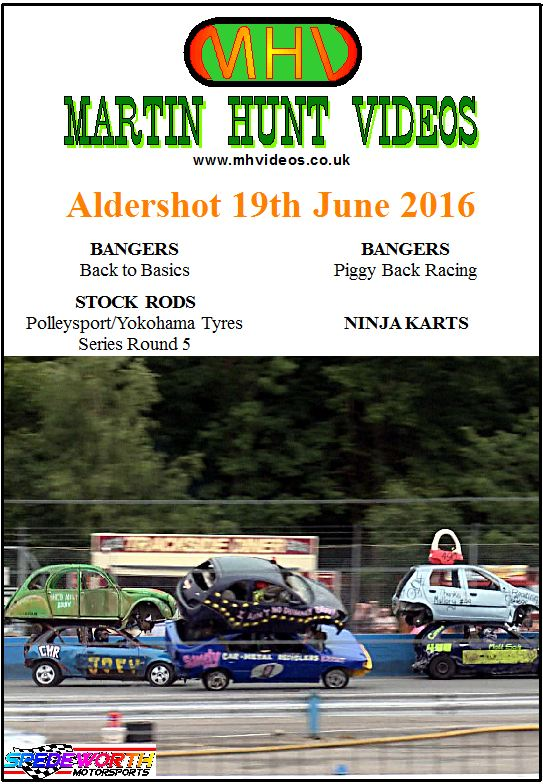 Aldershot 19th June 2016 Piggy Back Bangers