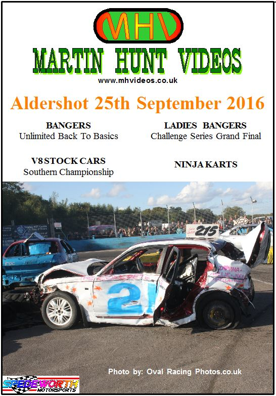 Aldershot 25th September 2016 Unlimited Back to Basics Bangers