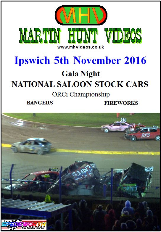 Ipswich 5th November 2016 Gala Night