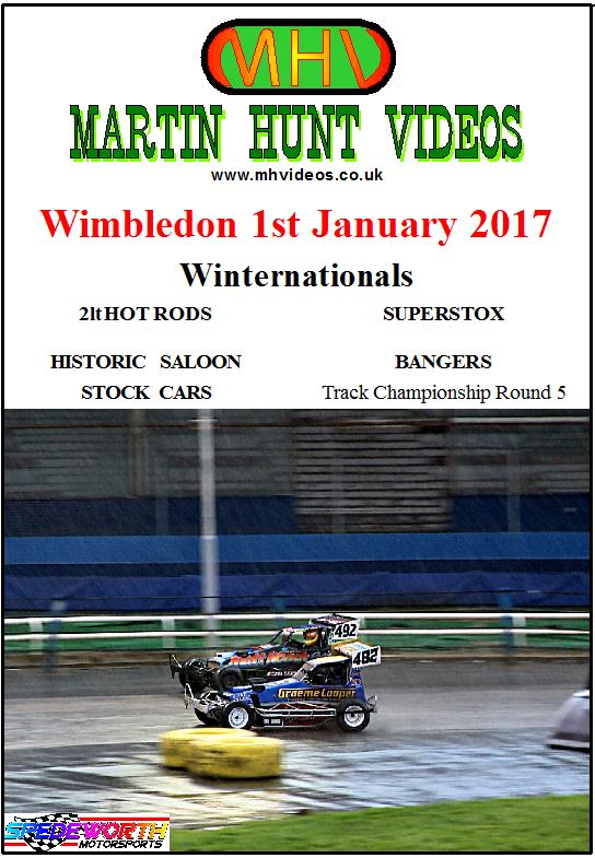 Wimbledon 1st January 2017 Winternationals