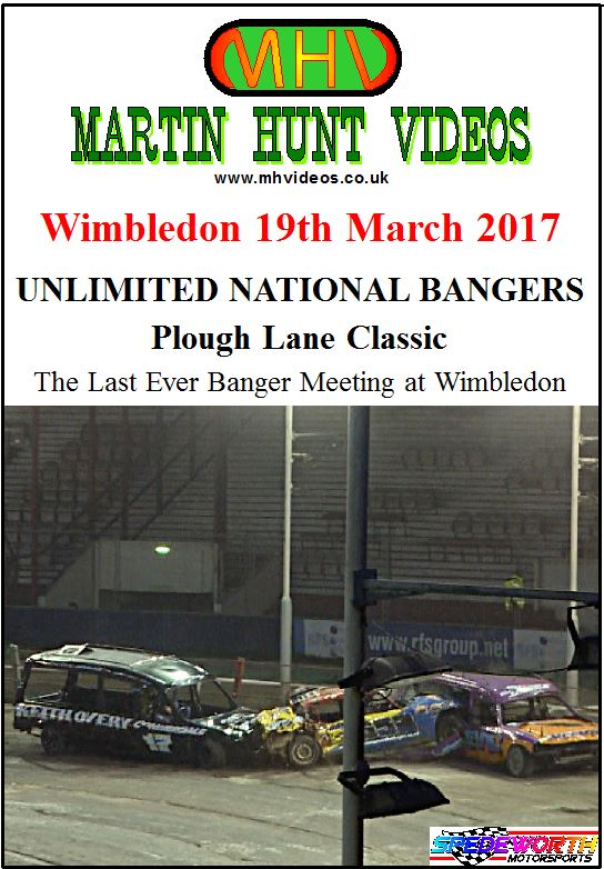 Wimbledon 19th March 2017 Unlim Nat Bangers Plough Lane Classic