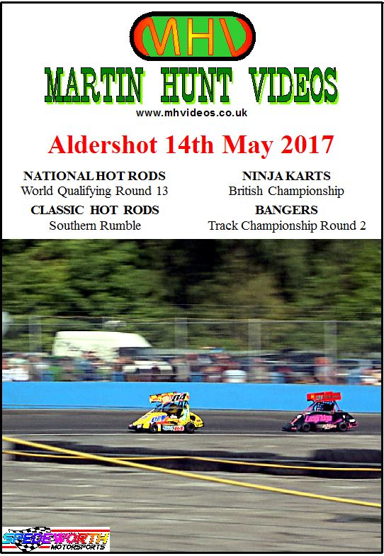 Aldershot 14th May 2017 National Hot Rods