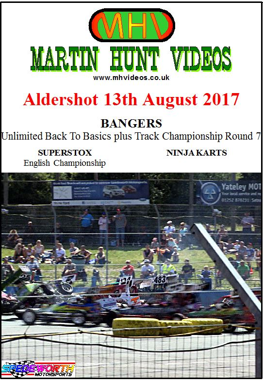 Aldershot 13th August 2017
