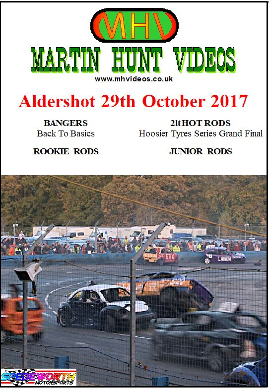 Aldershot 29th October 2017