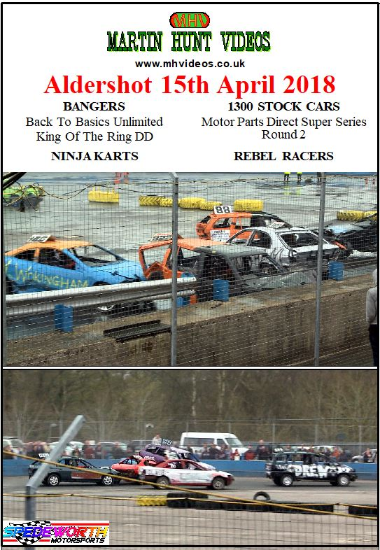 Aldershot 15th April 2018 Unlimited Back to Basics Bangers
