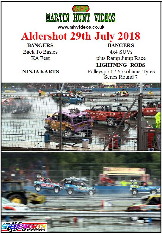 Aldershot 29th July 2018 KA Fest and 4x4 SUVs