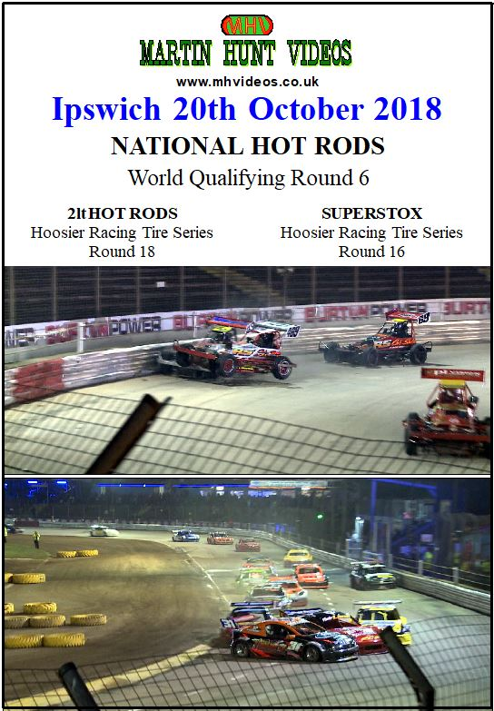 Ipswich 20th October 2018 National Hot Rods