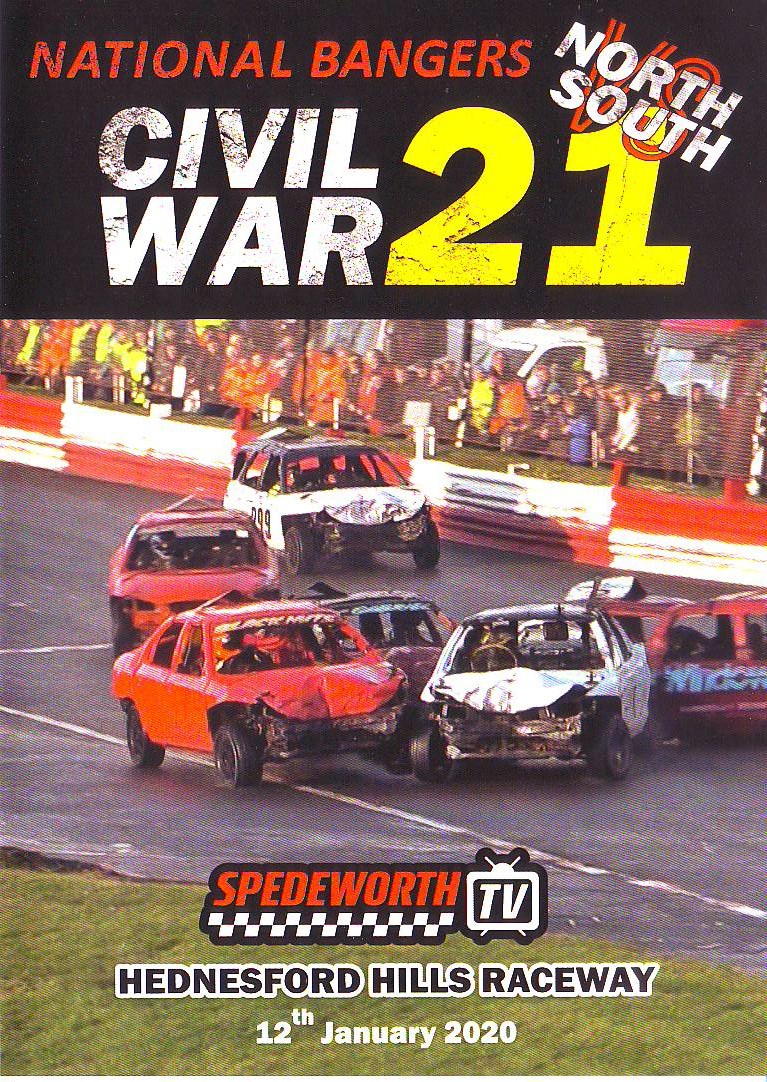 Civil War 21 Hednesford 12th January 2020