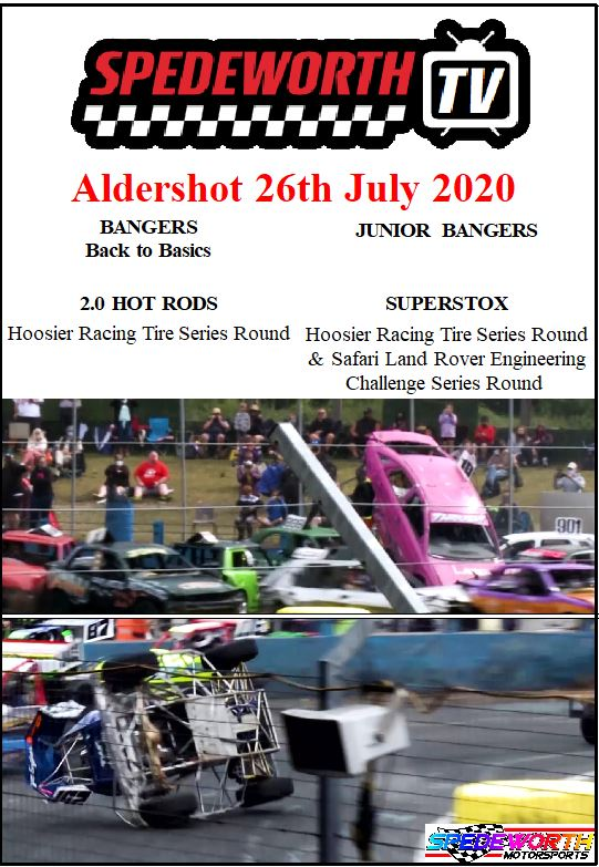 Aldershot 26th July 2020