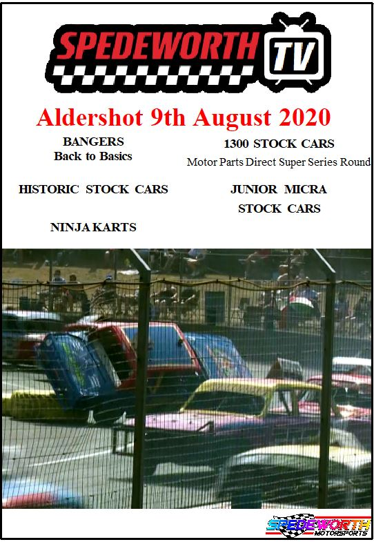 Aldershot 9th August 2020