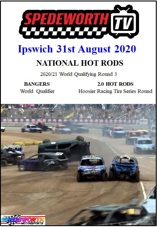 Ipswich 31st August 2020 National Hot Rods