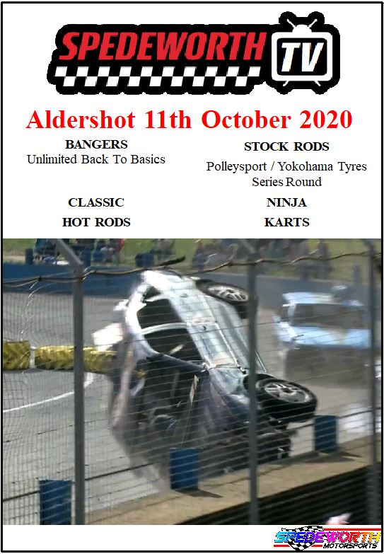 Aldershot 11th October 2020 Unlimited Back to Basics