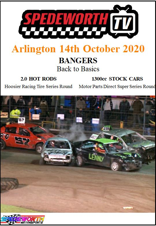 Arlington 14th October 2020