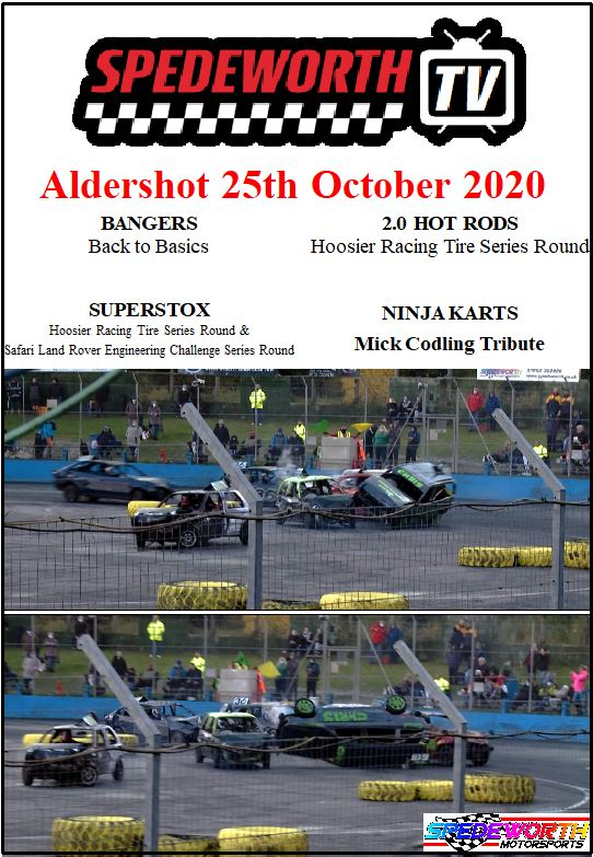 Aldershot 25th October 2020