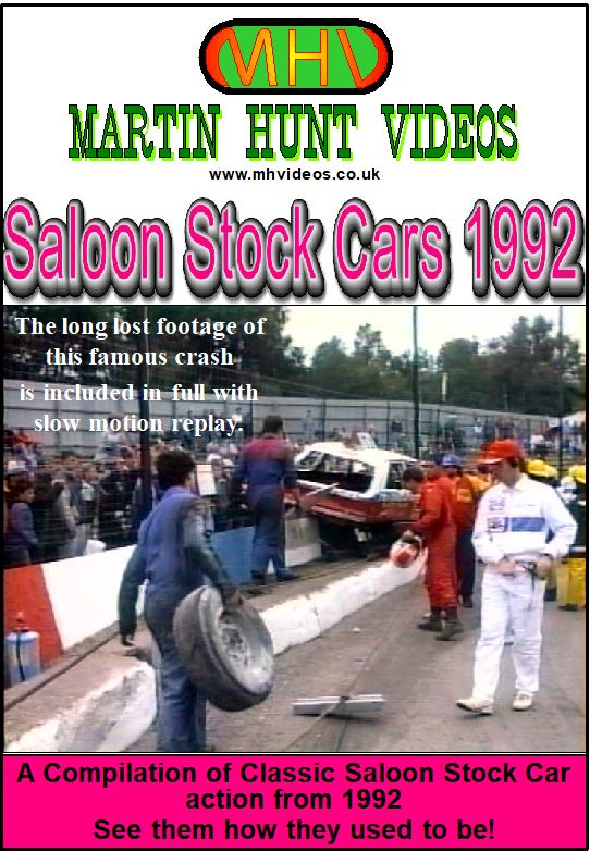 Saloon Stock Cars 1992