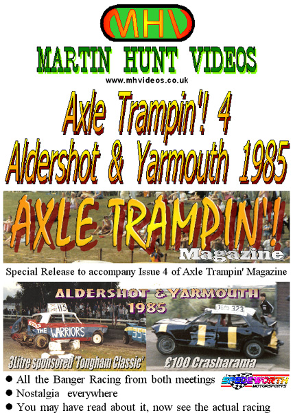 Axle Trampin Four