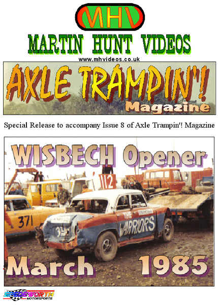 Axle Trampin Eight