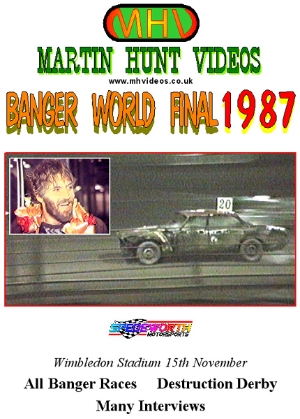 Banger World Final 1987