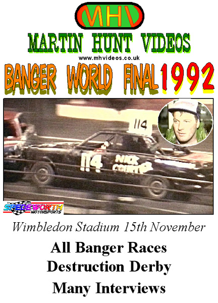 Banger World Final 1992
