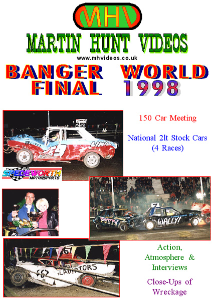 Banger World Final 1998
