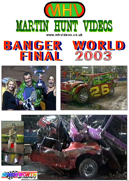 Banger World Final 2003