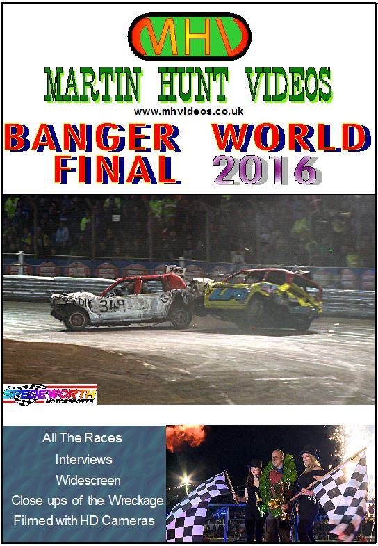 Banger World Final 2016