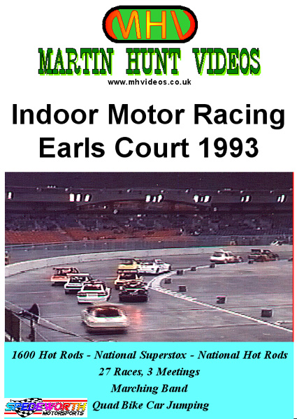 Earls Court Indoor Racing 1993
