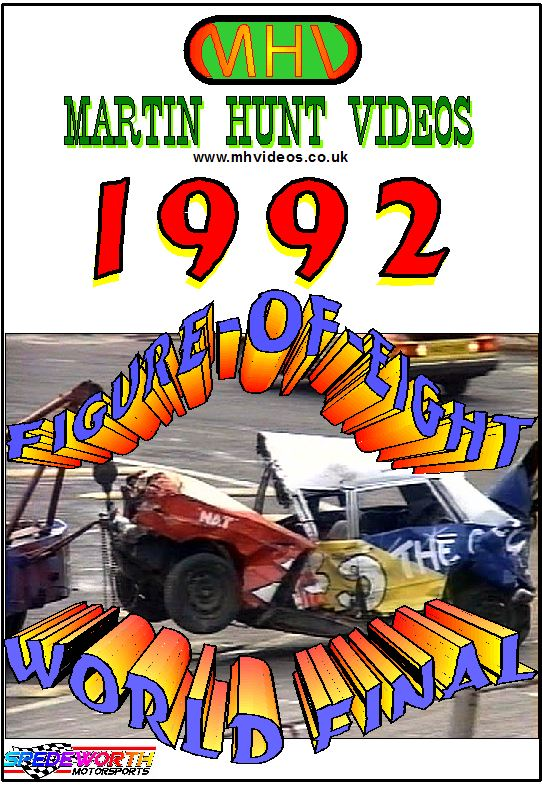 Figure of Eight World Final 1992