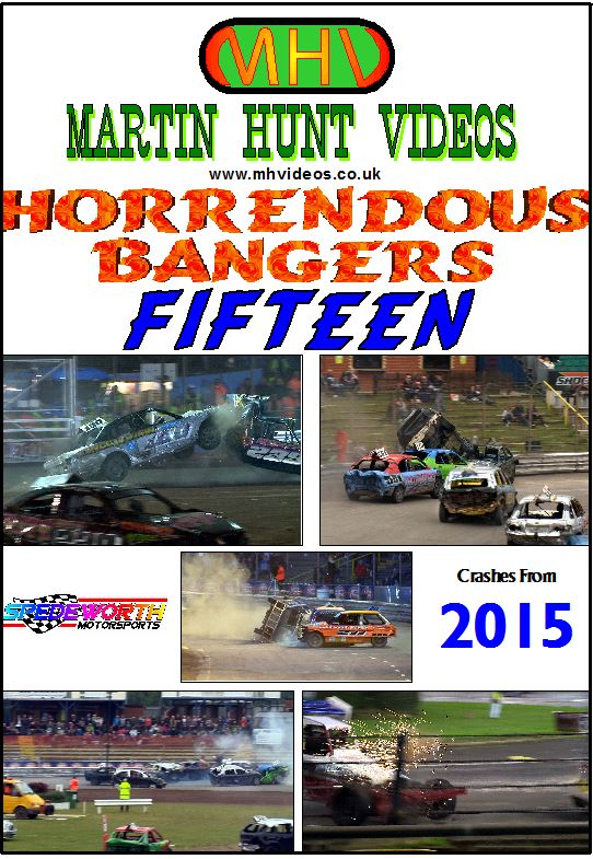 Horrendous Bangers 15 (Crashes from 2015)